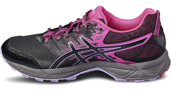 asics Gel-Sonoma 3 Shoes Woman pink glow/black/lavender
